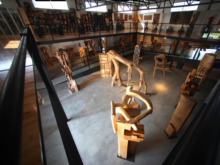 Taller Museo Santxotena