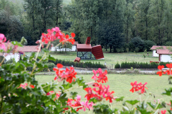 Park Museum Santxotena