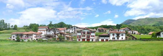 Barrio de Bozate.