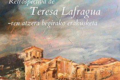 Teresa Lafragua erakusketa